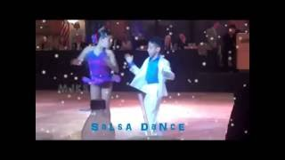 Best Advanced Salsa Dance Performance by Kids - SALSA SHAKES | MJKS