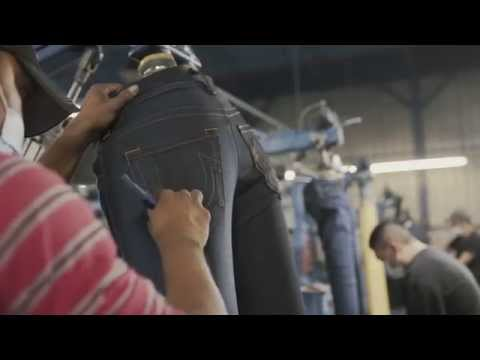 True Religion The Art Of Denim Series : Wash