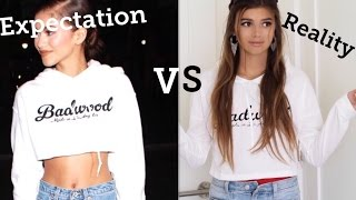 Expectations VS Reality Online Shopping (AMAZON) | Gabriella Whited