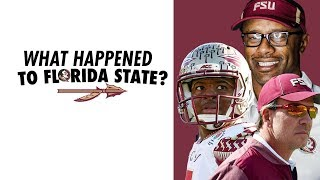 The Downfall Of Florida State Football