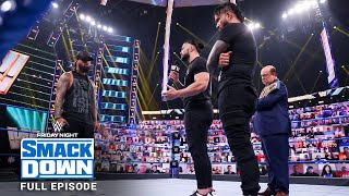 WWE SmackDown Full Episode, 07 May 2021