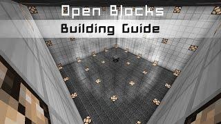 Open Block : Building Guide