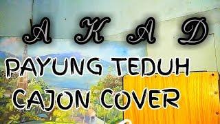 AKAD - PAYUNG TEDUH CAJON COVER..