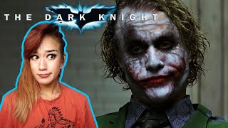 He's not JOKING around! - Reaction to the Dark Knight (Movie Commentary + Review) - Tofu Reacts