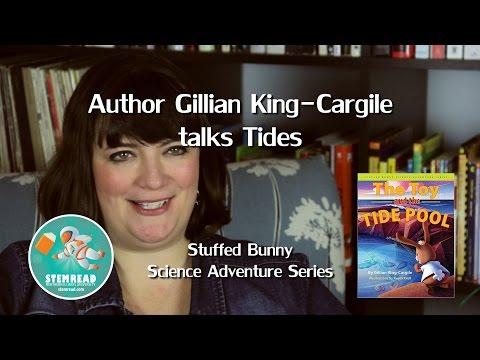 Author Gillian King-Cargile talks Tides