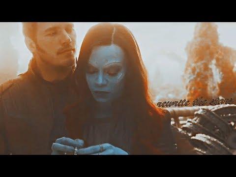 Peter & Gamora (Starmora) | Rewrite the Stars