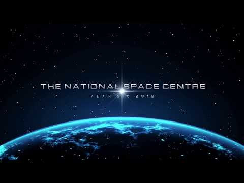 THE NATIONAL SPACE CENTRE 2018