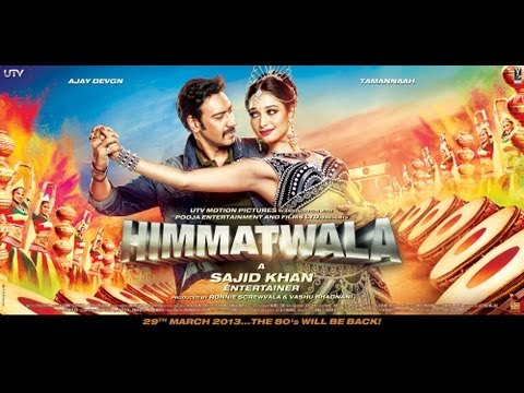Himmatwala  I Official Trailer 2013 | Ajay Devgn I Tamannaah Bhatia thumbnail