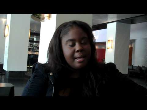 "Raven Goodwin talks about ""Huge"""
