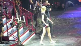 Money On My Mind - Sam Smith ft Taylor Swift, Live in London, O2 red tour 2-2-14