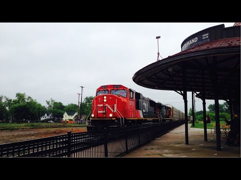 Durand Union Station - A Day in the Life 2015