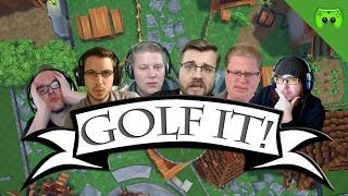SCHWERSTE MAP 🎮 Golf it! #12