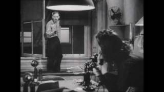His girl Friday Trailer (1940)