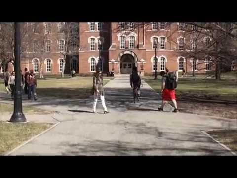 """How-to"" Properly Travel About Campus- A Guide to Freshmen"