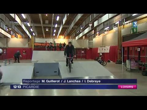[France 3 Picardie] Reportage tv française à Urban Mégacité 1er mars 2012
