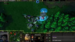 Lawliet (NE) vs Romantic (HU) - WarCraft 3 - Recommended - WC2510