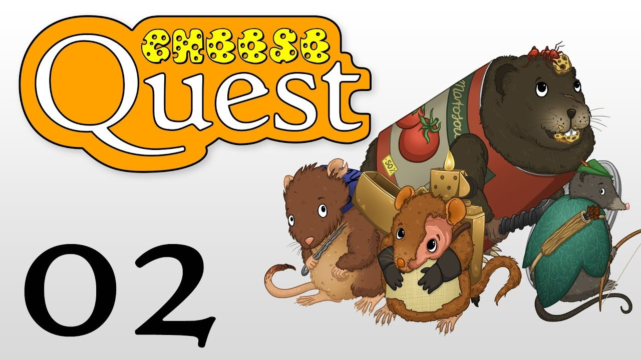 Cheese Quest Roll4It #02 THE CODFATHER - Dungeon World Homebrew