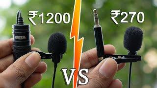 Do You Really Need An Expensive MIC ? Boya BY M1 VS Maono AU-400 Review