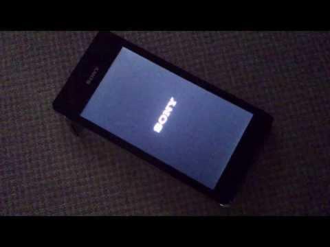 Sony Xperia V (LT25i) Continously Reboot.