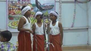 Kuttanadan Punchayile... Kids Song