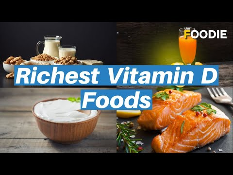 Richest Vitamin D Foods   Healthy Foods   Foodie Features   The Foodie