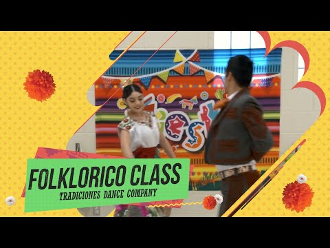 Surprise Fiesta Grande - To Go: Virtual Folklorico Class/Performance video thumbnail