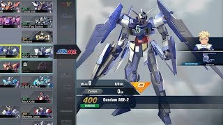 Subscribe!!! http://bit.ly/KwijGamingSub **Thanks for the suggestion Robotnikism!** Mobile Suit: Gundam AGE-2 [Normal Mode] Cost: 400 Style: Various Kwij ...