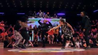 Finał Dancehall 3v3 na STREETSTAR 2016: MJI vs GBG Yardies
