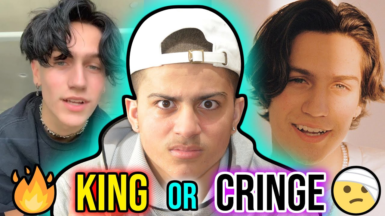 LIL HUDDY...👑KING or CRINGE🤢 (TikTok Reaction)