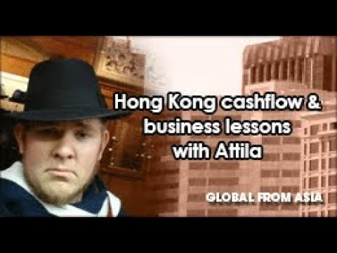 Managing International Cashflow & Business Lessons with Attila