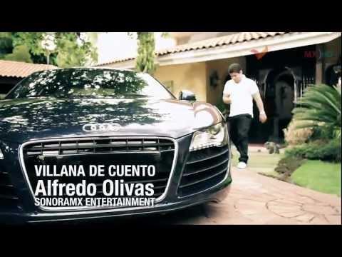 Villana de Cuento - Alfredito Olivas (Video Oficial HD)