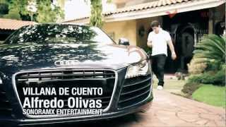 Villana de Cuento - Alfredito Olivas (Video Oficial HD)