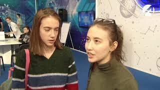 Сергей Морозов посетил проект профессиональных проб «Билет в будущее»