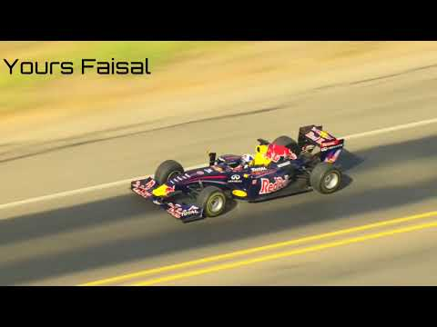 Amplifier remix with red bull  crazy car