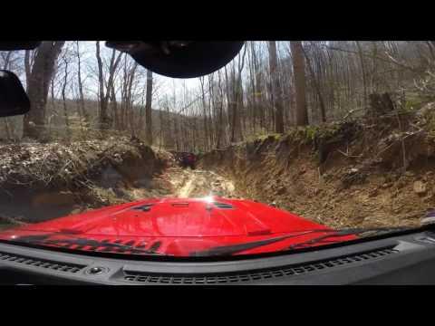 Vinton County Trails || 02 April 2017