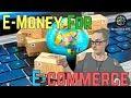 Cryptocurrency + E-Commerce = E-Money???