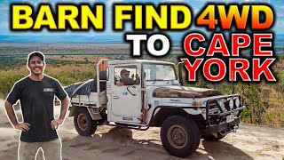 How Shauno got the Farm Truck ready for CAPE YORK! The Basic mods you need & what gear to take