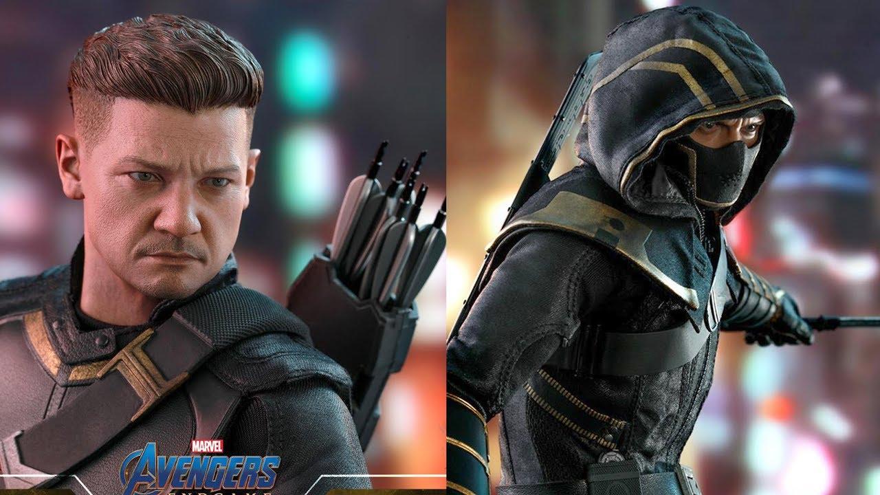 PREVIEW Hot Toys RONIN Hawkeye Avengers Endgame / DiegoHDM ...