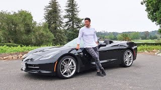 2019 Corvette Stringray Walk Around & Review!