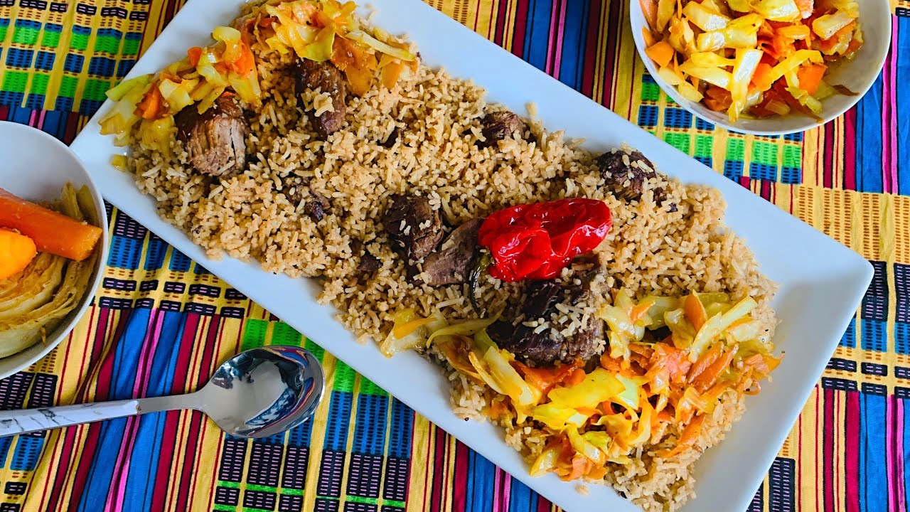 Image result for gambianjollof