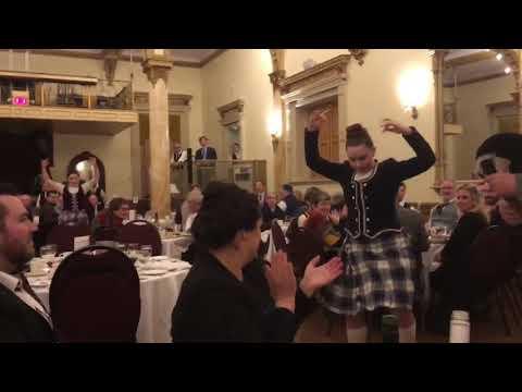 686 Highland Dance Demonstration