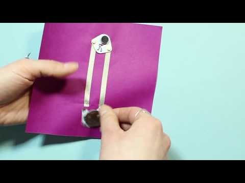 Teknikio - Securing Components with Paper Fasteners