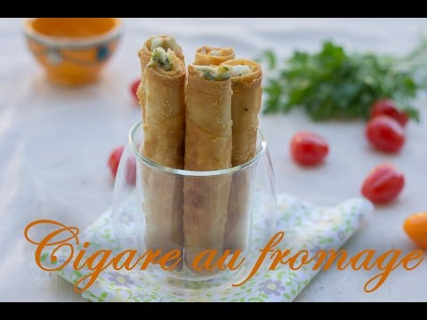 cigare-au-fromage-بوريك-بالجبن