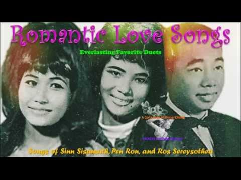 Songs Of Sinn Sisamuth, Pen Ron, And Ros Sereysothea - Everlasting Favorite Duets 5