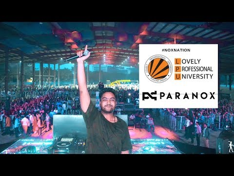 Paranox - Lovely Professional University | EVC