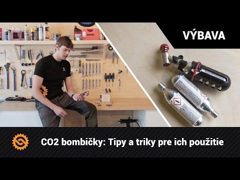 CO2 Bombičky: Tipy A Triky Pre Ich Použitie   VÝBAVA - MTBIKER.SK