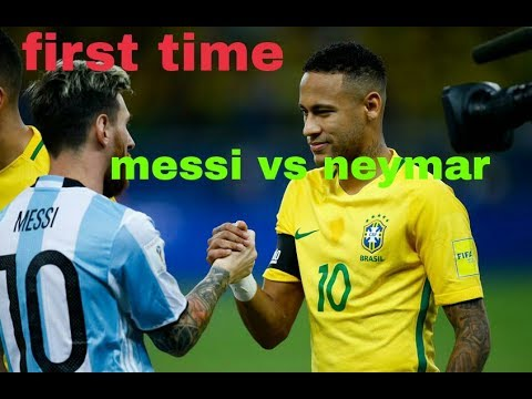 When messi meet neymar first time youtube when messi meet neymar first time m4hsunfo Choice Image