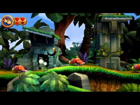 Donkey Kong: Country Returns - Video review en Hobbynews.es