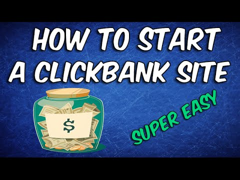 How to Build a Clickbank Affiliate Website - Online Marketing | Part 4