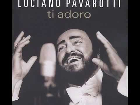 LUCIANO PAVAROTTI-CARUSO+LYRICS (ITALIAN, ENGLISH & ESPAÑOL)